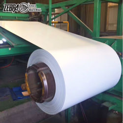 Ral 9016 PPGI/impreso de la bobina PPGI bobinas galvanizadas