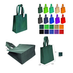 Promotionのための卸し売りT Shirt Vest W D Cut PP Non Woven Canvas Cotton Nylon Polyester Drawstring Supermarket Tote Grocery Shopping Carry Gift Bags