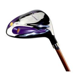 Driver di titanio di golf con superficie lucida (forgiata)