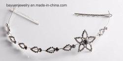 Decoração de moda Crystal ornamentos de cabelo Rhinestone Acessórios de cabelo