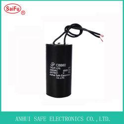 Condensatore a film organico Cbb60 14UF 450 V c.a.