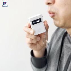 Novas ferramentas de teste de álcool Chaveiro Portable pequeno tamanho conveniente para testar evitar beber e dirigir
