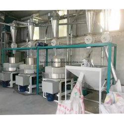 5 тонн в день пшеницы камня фрезерный станок производства