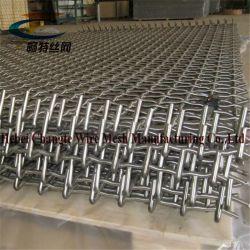 304 RVS gekrimpte draadgaas voor dierenkooi of Trilscherm