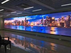 Farbenreiche Innenbildschirmanzeige LED-P3 mit breitem Ansicht-Winkel