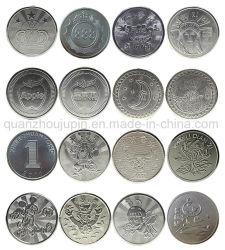 عملة لعبة آلة الألعاب التي يتم تشغيلها بواسطة OEM Metal Coin
