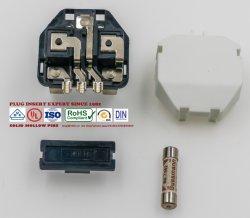 Bs Approval/ UK Plug Insert 13A أطول