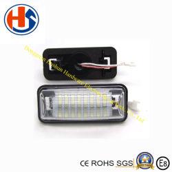 LED SMD ライセンスプレートライトトヨタ Gt86 FT86 スバル BRZ WRX キセノンブライト (HS-LED-0051) 用