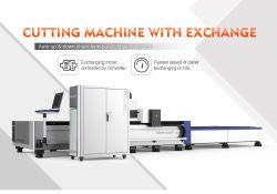 3015 2000W CNC machine de découpage au laser à filtre automatique pour le métal en acier, doux, carbone, SS, CS, Steel Sheet