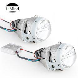 modifica del proiettore di 2.5inch 3inch LED facile installare il kit dell'obiettivo del proiettore del xeno della Bi dell'obiettivo del faro del LED