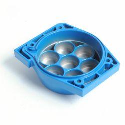 Personalizar a usinagem CNC Peças 7075 6061 6.063 peças de alumínio com uma elevada precisão e colorido superfície anodizado Conforme Desenho