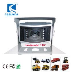 Grand angle de caméras de bus en acier inoxydable pour les véhicules lourds de la remorque de caméra de camion à benne