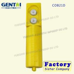 Guangtaiの直売COB21dの単一フェーズボタンスイッチ