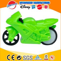 Los niños motocicleta tire hacia atrás el modelo de motor de coche de juguete para niños Kid moto, coche de carreras de Educación de plástico de los modelos de juguetes para niños regalo