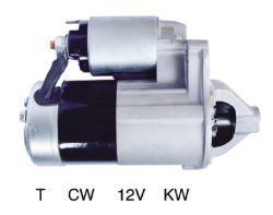 محرك بادئ حركة السيارات تنشيط نار من نوع فحم الكتريك الناعم 36100-37210 سيارة بدء هيونداي كيا