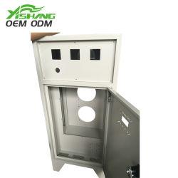 맞춤형 판금 제작 금속 인클로저 배포 박스 네트워크 캐비닛