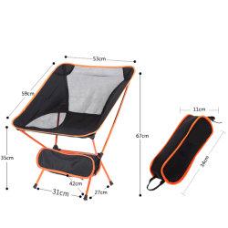 Faltender Ultralight Freizeit-kampierender Stuhl