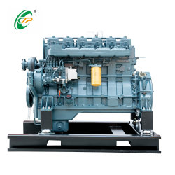 375kVA/300kw 6シリンダー中国のディーゼル機関力