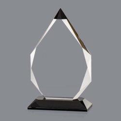Nueva torre de los años de servicio Crystal Award