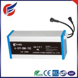 12V 100Ah Банка питания аккумулятор работа без подзарядки хранения LiFePO4 Li-ion литиевой батареей