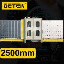Gleitbetriebs-Mantel-Glas-Reinigung und trocknende Maschinen-Selbstgeschwindigkeits-Inverter-isolierende Glasmaschine