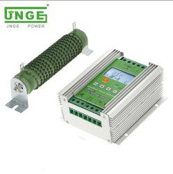 تعمل وحدة التحكم الهجين بالطاقة الشمسية MPPT Wind Solar على تمييز وحدة التحكم في الرياح والرياح تلقائيًا للتوربين (300 واط-800 واط)+اللوحة الشمسية (200 واط-600 واط)، وشاشة العرض LCD،