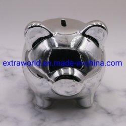 Ceramico Pig Piggy Banks Banca di denaro moneta per regalo