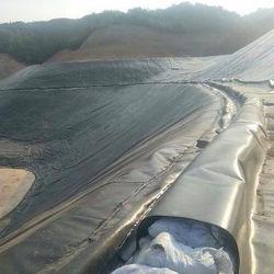 0.25mm Geomembrane Straßenbau-Material für inländisches