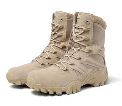 군용 스타일의 Uniform Tactical Sandy Desert Boot