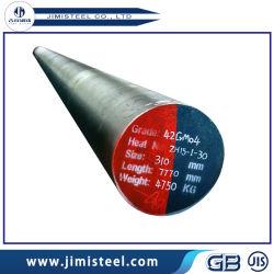 Aleación de acero estructural de la herramienta de cojinete de SCM440 Constructiona Aceros Especiales la tenacidad de acero redondo de acero