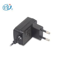 6W de potência do LED de alimentação 12V 0.5A AC adaptador DC com marcação GS UE novo ERP para iluminação de LED