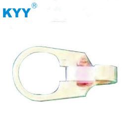 Werkseitig Nylon/Metall/Edelstahl Reißverschluss Slider