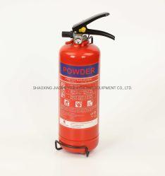 Cer u. En3 2kg ABC-beweglicher Puder-Feuerlöscher