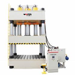 수압기를 주조하는 1200 톤 자동적인 SMC FRP 플라스틱 정화조 기지개 각인 4개의 란 유압기 기계