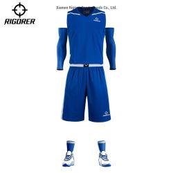 Rigorer kühle kundenspezifische Basketball-Entwurfjerseys-Hochschuluniform-Sportkleidung