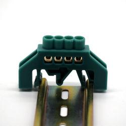 Kabelstecker DIN-Schiene Weidmüller Wago Anschlussklemmenblock 600V