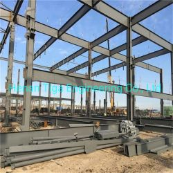 Fornecedor de fábrica populares Leve Estrutura de aço de Instalação Rápida