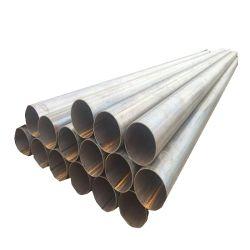 Tubo in acciaio inox nero in ferro ASTM A53 Sch40 48,3 mm Per ponteggi