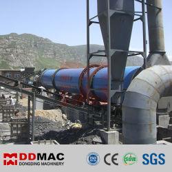 Industrie-Drehtrommeltrockner Hersteller, Biomasse Sägemehl, Sand, Kohle, Schlamm, Trester-Trocknungsmaschine