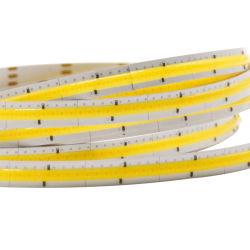 CRI90 flexible LED Doppelfarbe kalter White+Warm des Streifen-Licht-576LED/M CCT weißer PFEILER LED Seil-Licht-Streifen ohne Punkt für Schrank