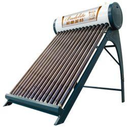 Salle de bains chauffe-eau solaire