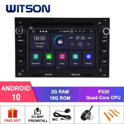 Четырехъядерные процессоры Witson Android 10 аудиосистема для Volkswagen Golf/B5 встроенную функцию DAB+