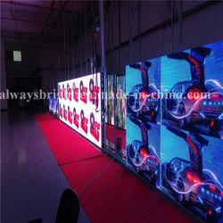 Abt Producto Nuevo Servicio delantero P6.35 SEÑAL LED de exterior para la publicidad 4x8 pies 3X7FT