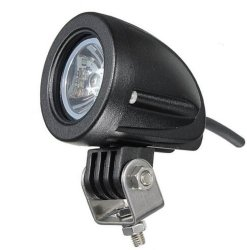 Flexibles Automobil-Motorrad wasserdichte PUNKT Rückseiten-Nebel-Lampe