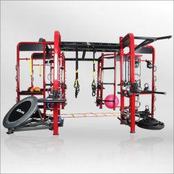 Comercio al por mayor sinergia Life Fitness 360 Rack Bodying la creación de productos de la Plataforma Gym Fitness Máquina Bodying Crossfit equipos para construcción