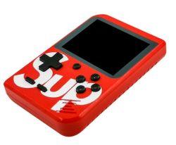 Console portatile SUP 400 in 1 multicolore Lettore portatile di giochi LCD da 3 pollici con batteria da 1000 mAh fuori