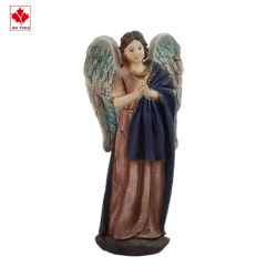 Hars het Standbeeld Mary Angel van 5 Duim