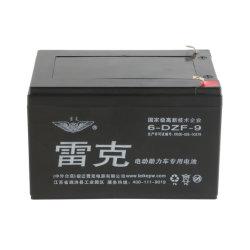 Gel VRLA Cycle profond batterie solaire 12V 9AH AGA de l'onduleur de la batterie au plomb