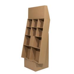 Preis-Knall-Taschen-umschaltbarer Knall-Bildschirmanzeige-Teiler-Tellersegment-Regal-Speicher-Ausstellungsstand