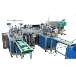 Äußere Earloop Wegwerfgesichtsmaske, die Maschinen-große Geschwindigkeit bildet